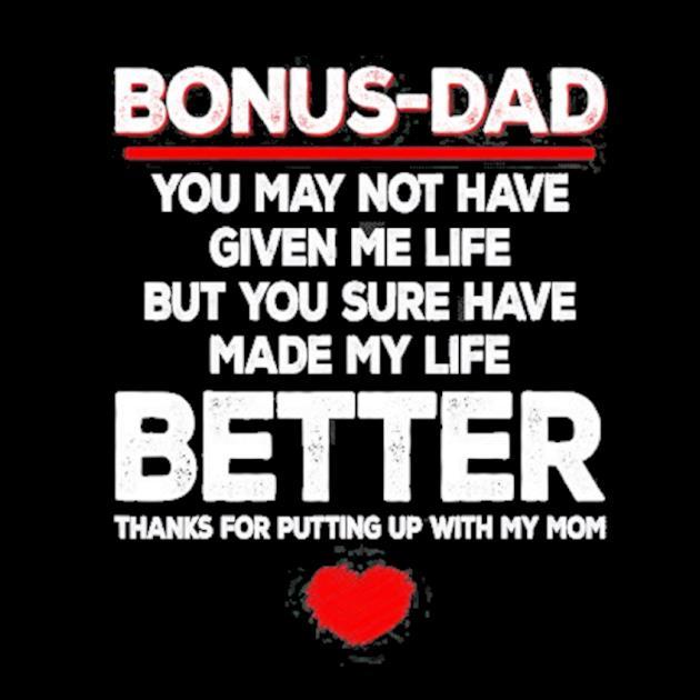 Bonus dad bonus dad you may not have given me life preview