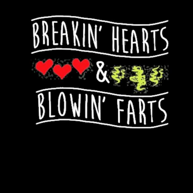 Breaking hearts blowing farts funny valentine's husband preview
